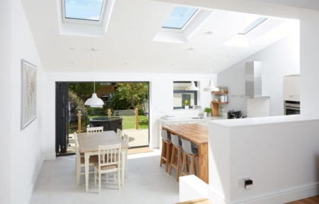 DAS designed single storey extension