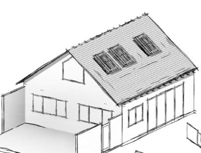 DAS designed garage conversion